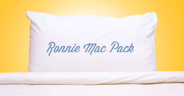 Ronnie Mac Pack