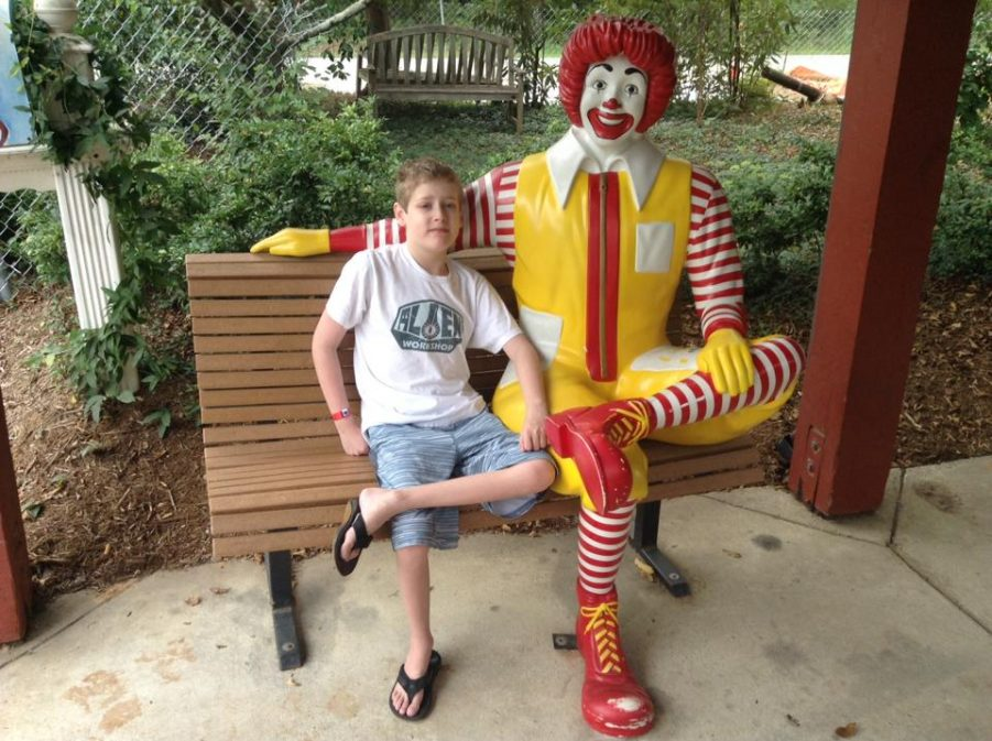 reece and ronald