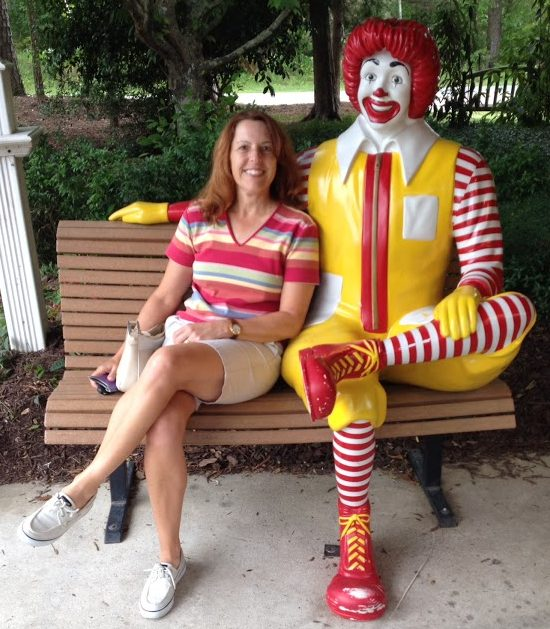 Volunteer Spotlight: Michelle Farrell