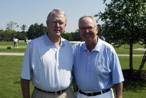 CKC co-founders Mike Haley and Woody Durham