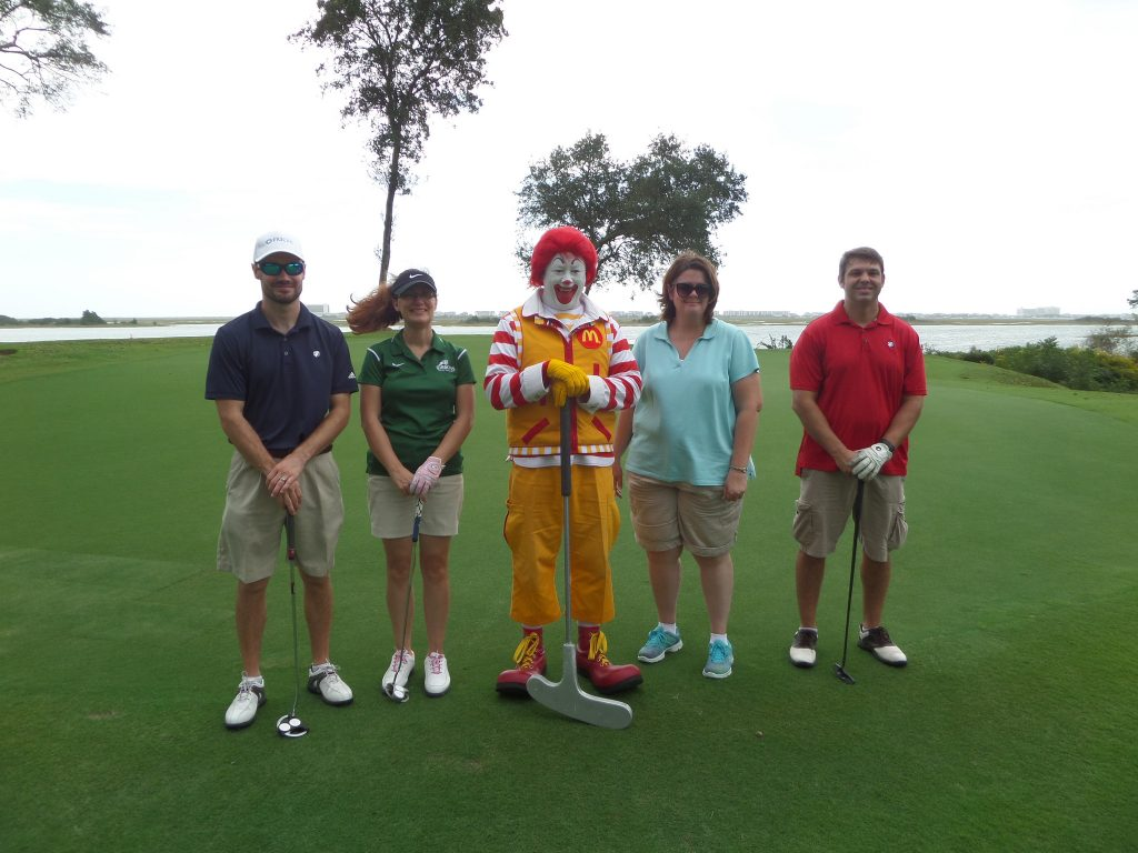 RMH Open Golf Tournament